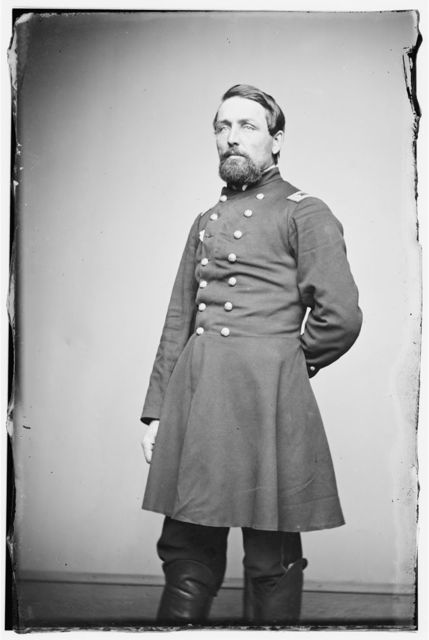 Capt. S. DeGolyer, 4th Mich Inf.