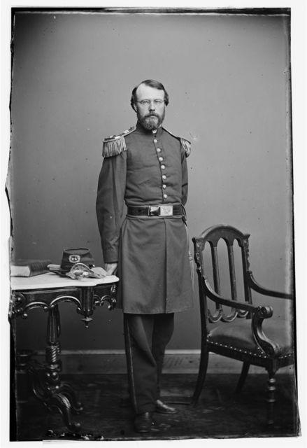Capt. W.W. Van Ness, Quartermaster