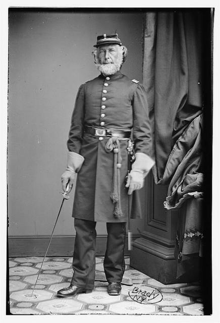 Chaplain G. Winslow, 5th N.Y. Inf.