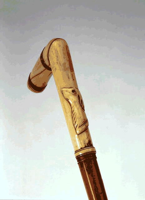 Charles Dickens's Walking Cane
