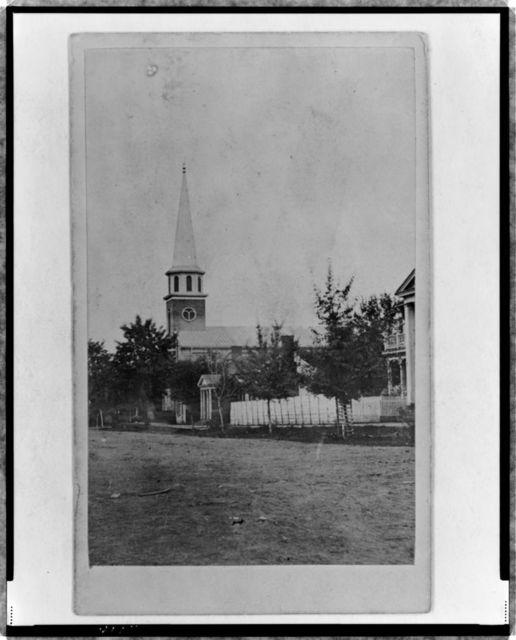 Church in Murfreesboro, Tenn., now U.S. hospital