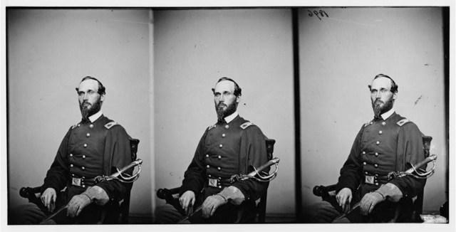 Col. A. J. Morrison 3rd N.J. Cav.