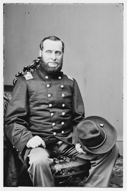 Col. Abel D. Streight, 51st Ind. Inf. USA