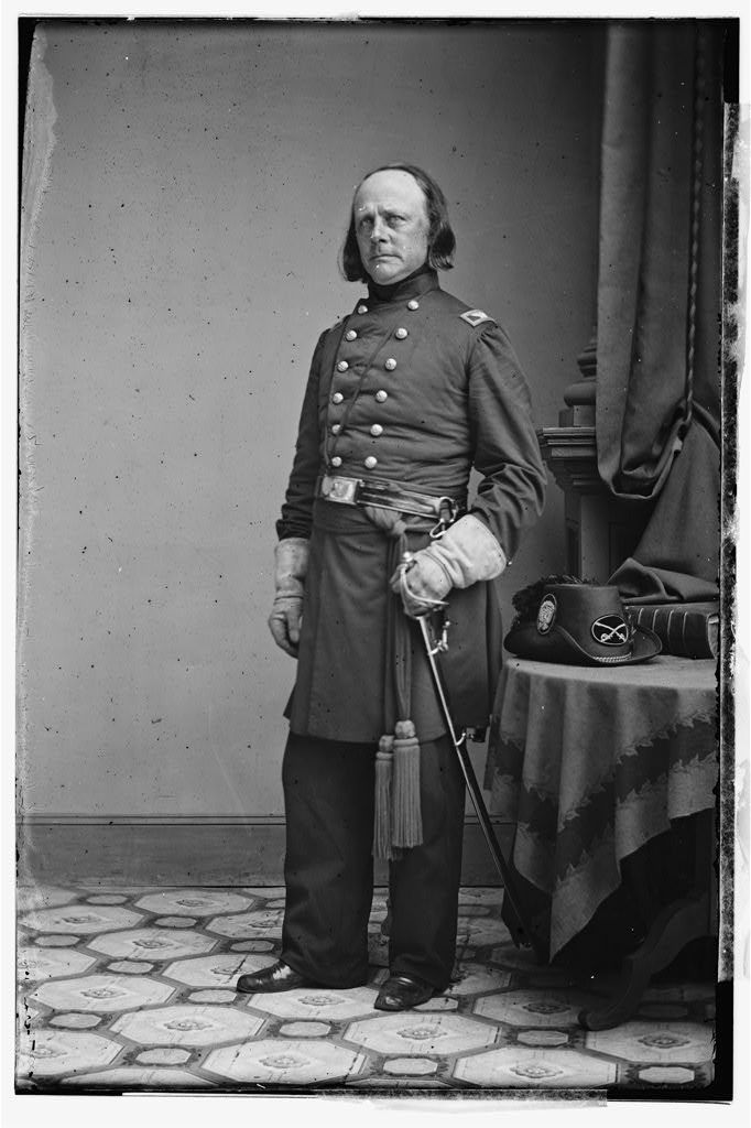 Col. A.T. McReynolds, 1st NY Cavalry