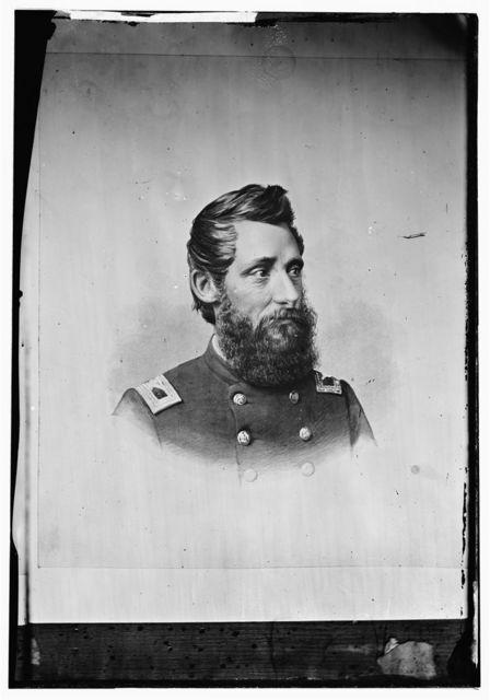 Col. B. Grierson, 6th Ill. Cavalry