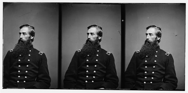 Col. C.N. Alexander, 2nd District of Columbia Inf.