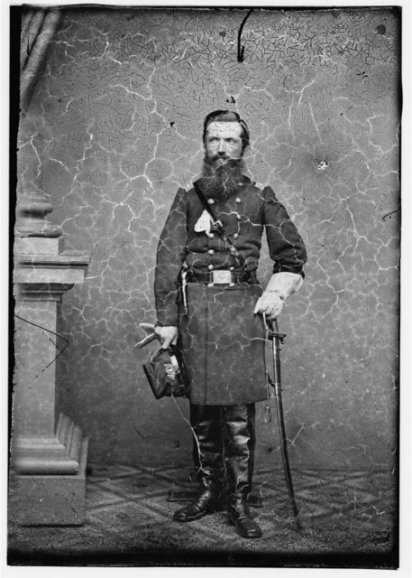 Col. D.A. Woodbury, 4th Mich. Inf.