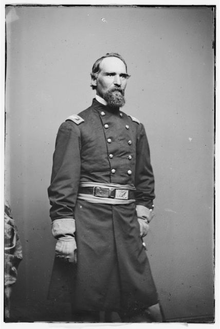 Col. D.R. Wright, 15th Conn Inf
