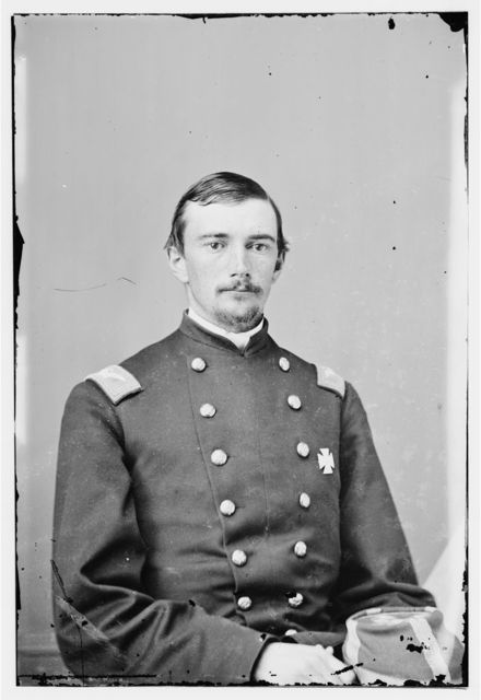 Col. D.T. Jenkins, 14th N.Y. Inf.