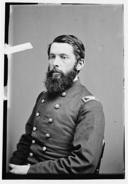 Col. E.L. Barney, 6th Vermont Inf.