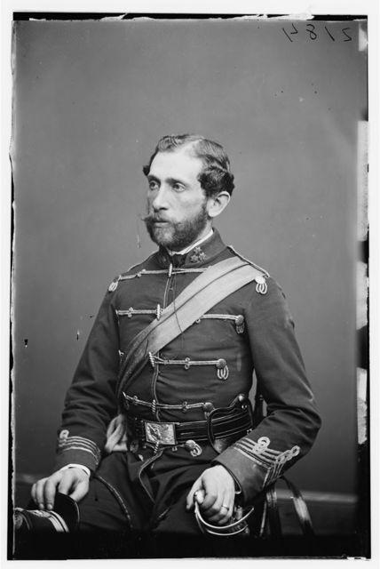 Col. F.G. D'Utassy, 39th N.Y. Inf. USA
