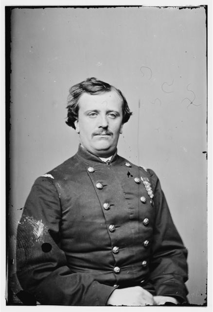 Col. Francis Price, 7th N.J. Inf.