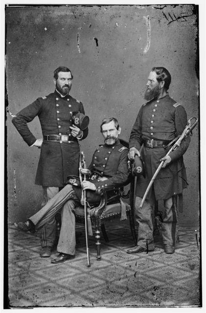 Col. G. Lyon, 8th N.Y.S.M.
