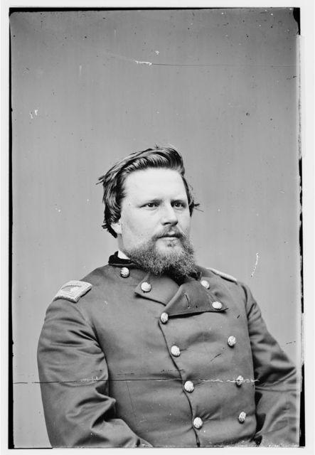 Col. George H. Covode, 4th Pa Cav. USA