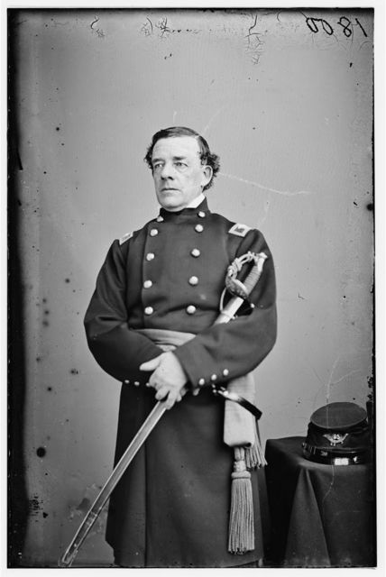 Col. G.H. Biddle, 95th N.Y. Inf.