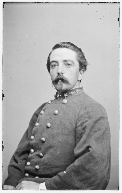 Col. Henry Ashby, 2nd Regt. Tenn. Cavalry