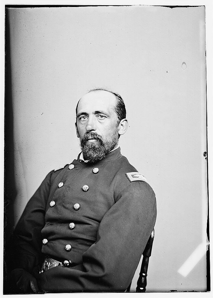 Col. J. Karge, 2nd NJ Cav