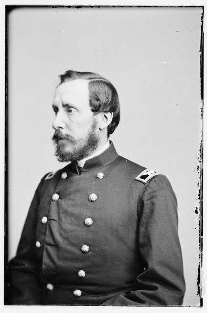 Col. James Grant Wilson, 4th U.S. Colonel Cav. USA