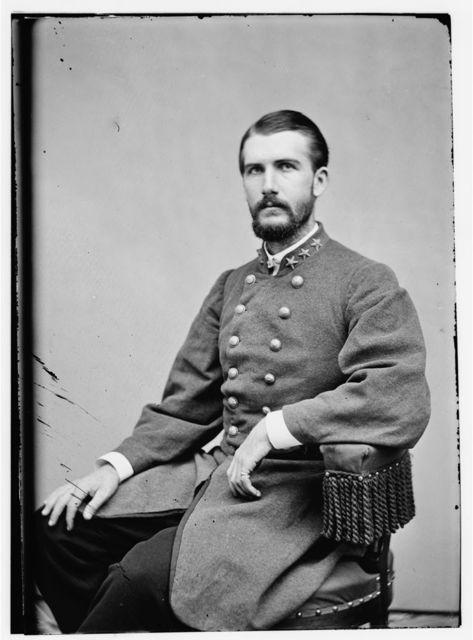 Col. J.B. Duman, C.S.A.