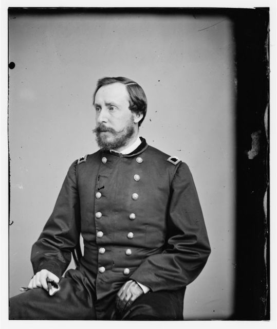 Col. J.G. Wilson, 4th U.S. Colored Cavalry