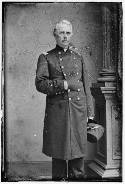 Col. J.H. Perry, 48th N.Y. Inf.