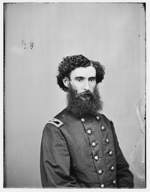 Col. J.H. Willett, 12th NJ Inf