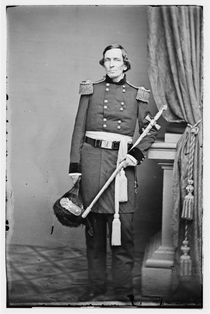 Col. John Garland, 8th US Inf.