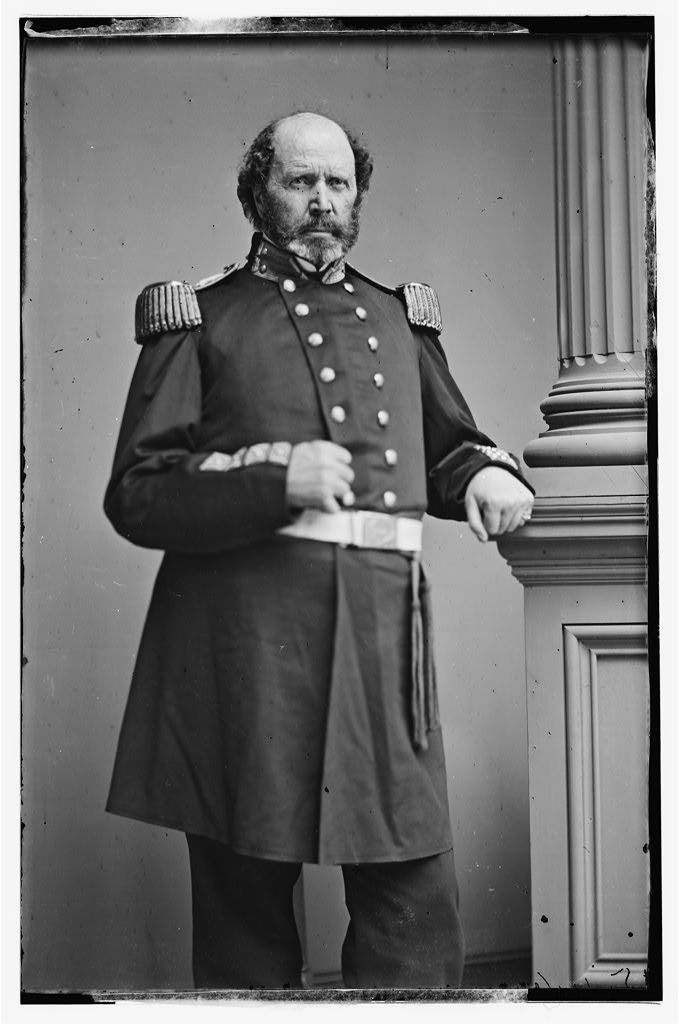 Col. John Harris? U.S. Marine Corps. Commandant Marine Corps. Hdq. Washington Barracks. Wash. D.C.