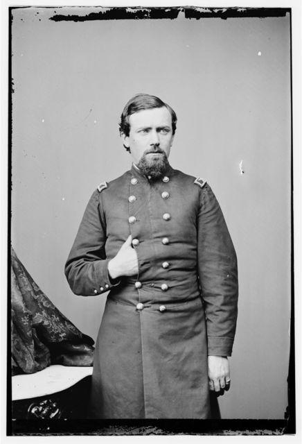 Col. M. Murphy, 182nd N.Y. Infy