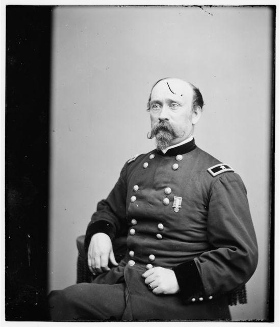 Col. O.V. Dayton, 19th U.S. Veteran R. Corps