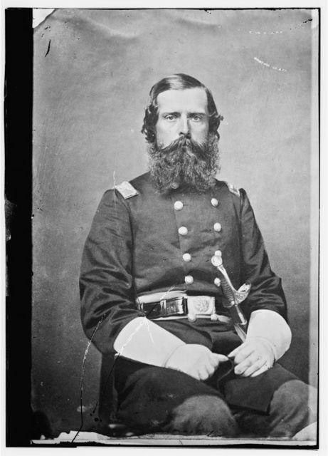 [Col. Robert Creighton Murphy of the 8th Wisconsin Infantry]