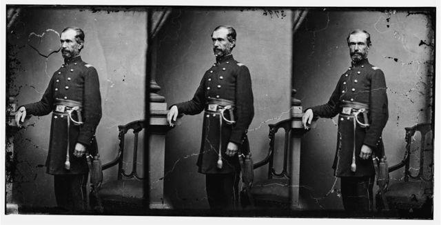 Col. S.D. Oliphant, 14th U.S. Veteran R. Corps