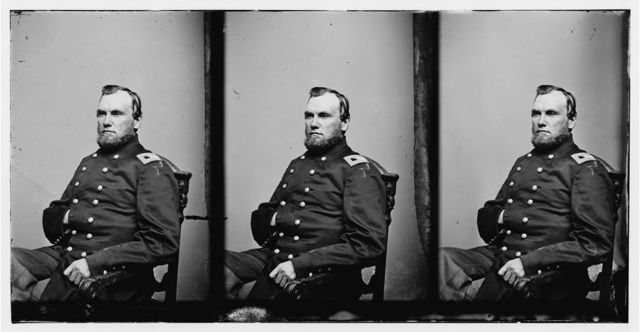 Col. S.J. Williams, 19th Indiana Inf.