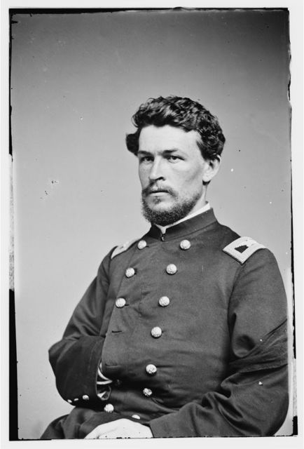 Col. S.M. Bailey, 8th Pa. Inf.