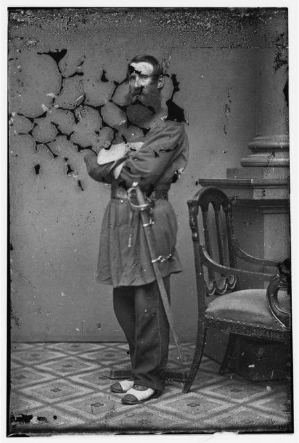 Col. T. Cass, 9th Mass. Inf.