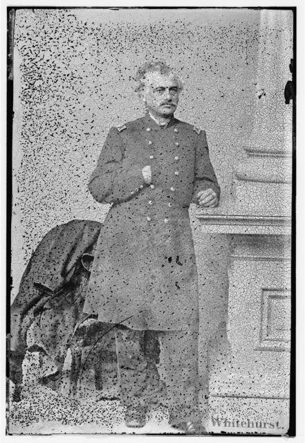 Col. Wm. A. Barstow, 3rd Wisc. Cav. U.S.A.