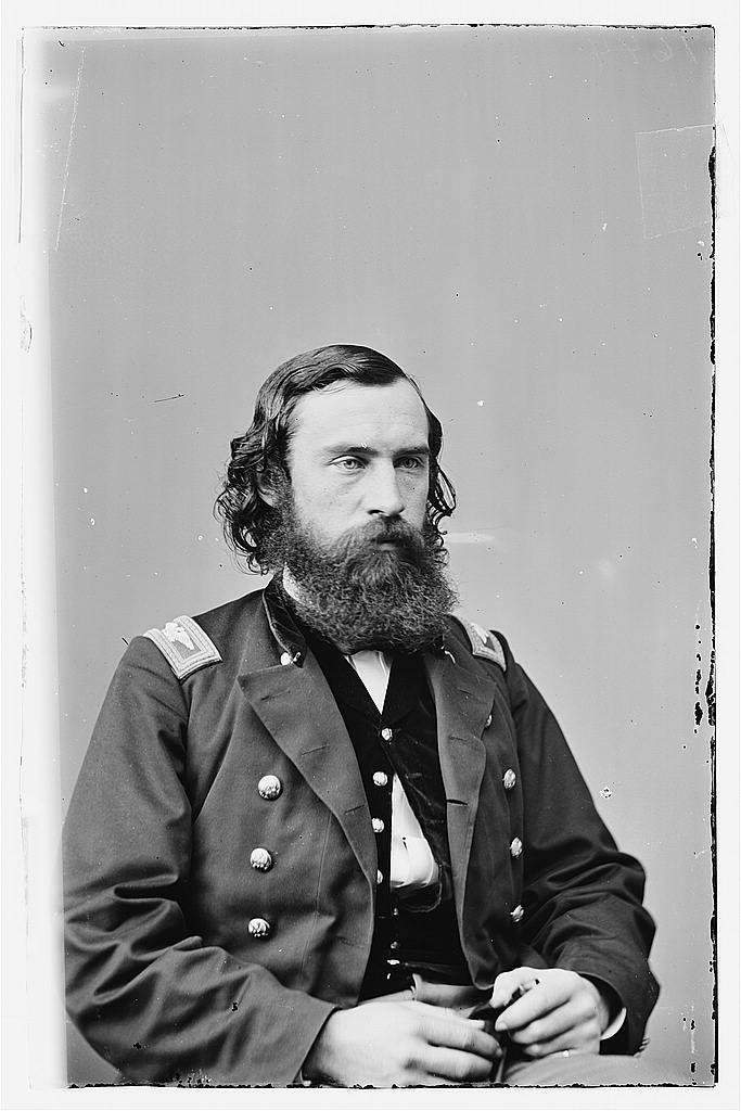 Col. Wm. D. Mann, 7th Mich. Cav.