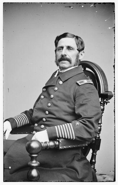 Commadore J.W. Livingstone, U.S.N.