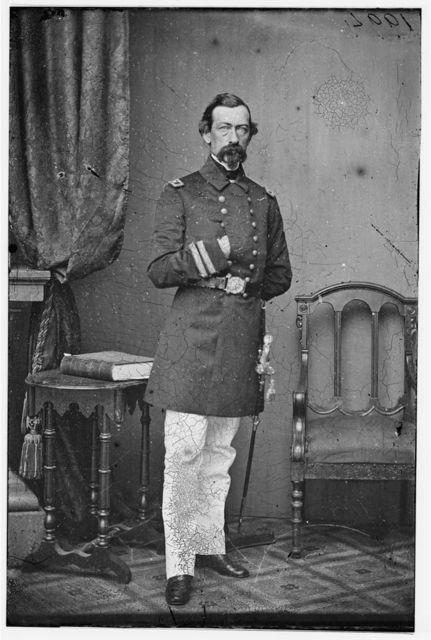 Commander R.H. Wyman, U.S.N.