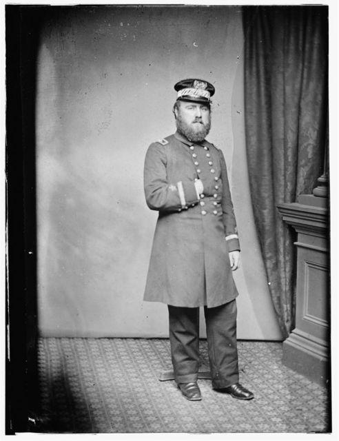 Commander W.B. Renshaw, U.S.N.