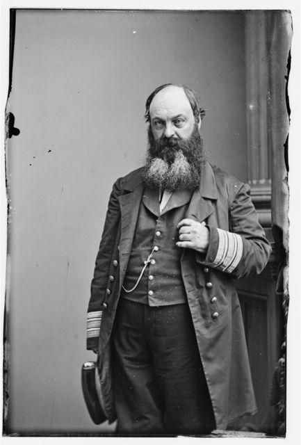 Commander W.D. Porter, U.S.N.