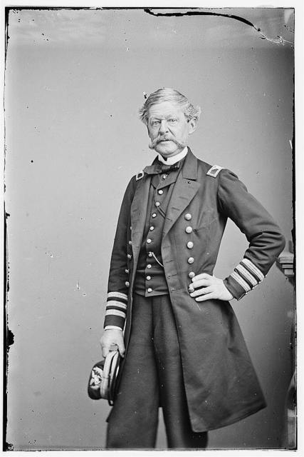 Commodore C. Ringgold USN