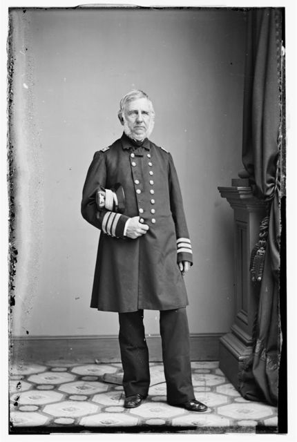 Commodore C.H. Bell