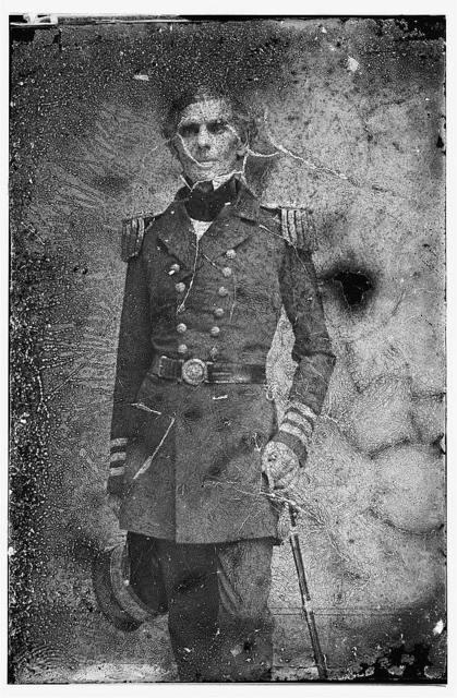 Commodore J.B. Hull, USN