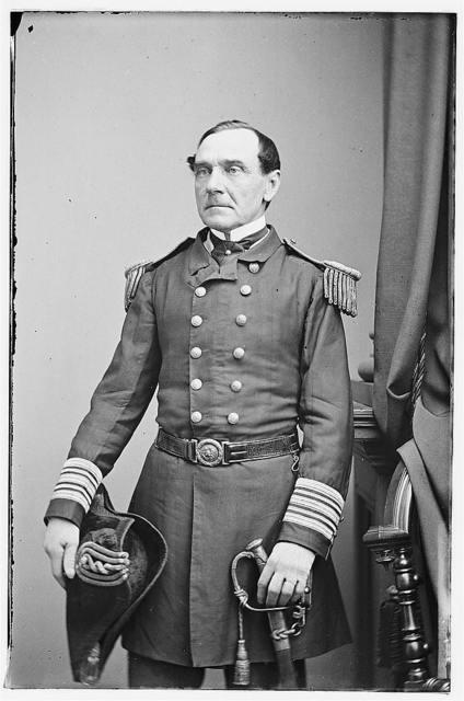 Commodore J.S. Palmer USA
