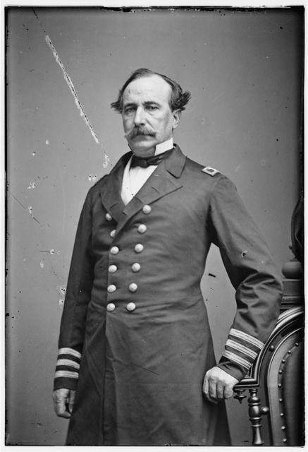 Commodore S.C. Rowan USN