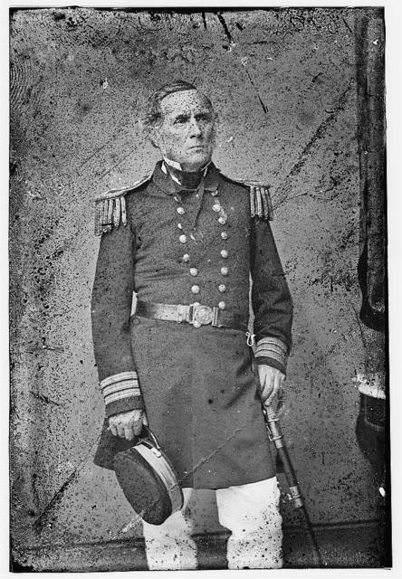 Commodore S.L. Breese, USN