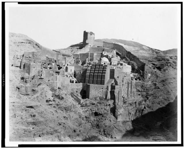 [Convent of Mar Saba]