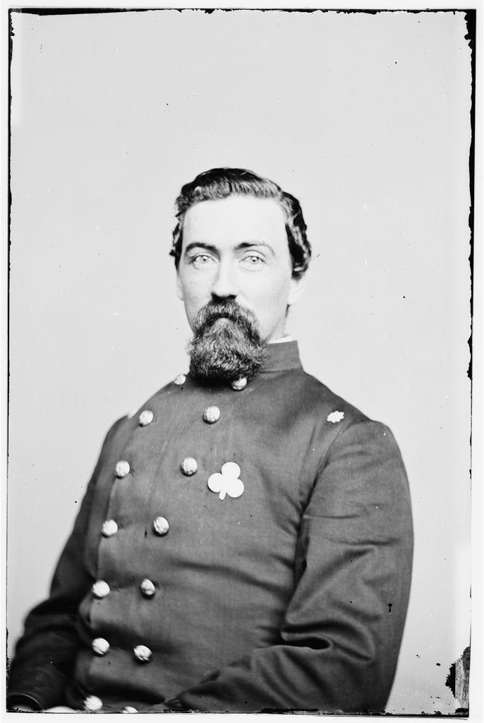 C.P. Adams, 1st Minn