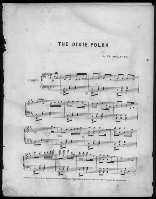 Dixie Polka